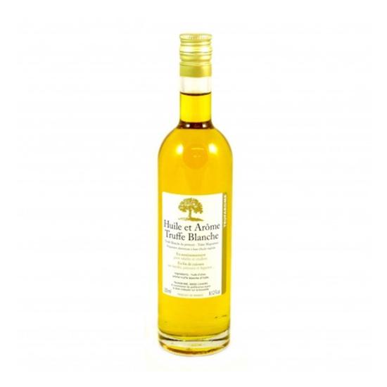 Huile d'olive extra à la truffe blanche 25 cl